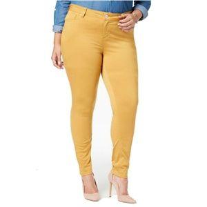 Women's Plus Jayden Skinny Mid Rise Stretch Jeans